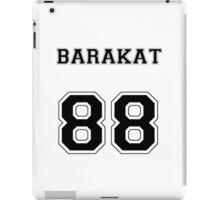 BARAKAT 88 (Black) iPad Case/Skin