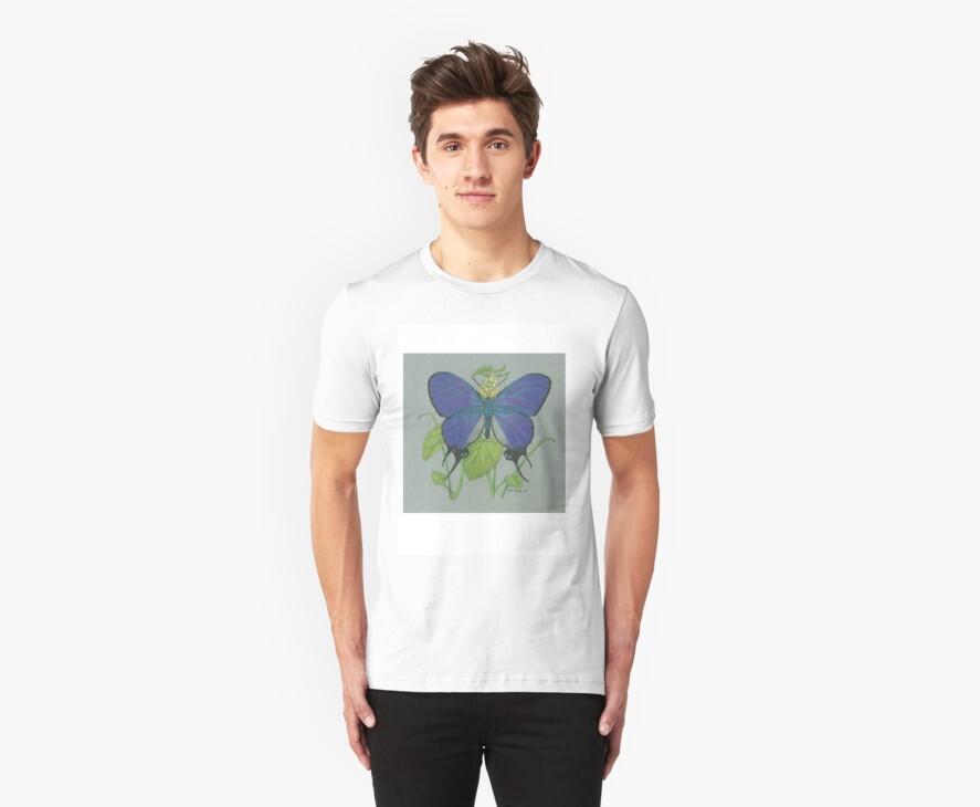 Butterfly Landing by kurtmarcelle