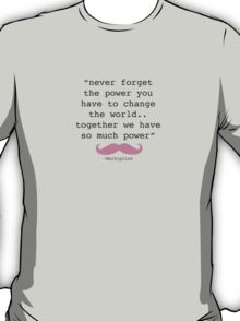 Never Forget Markiplier Quote T-Shirt