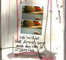 life is ending.. by sharper