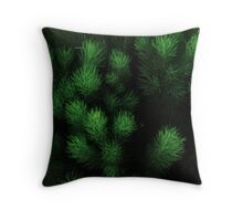 Fir Tree Throw Pillow