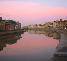 Morning in Pisa by mon55