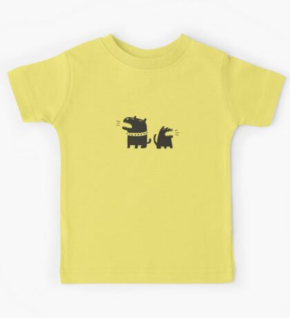 Two Dogs Kids Tee