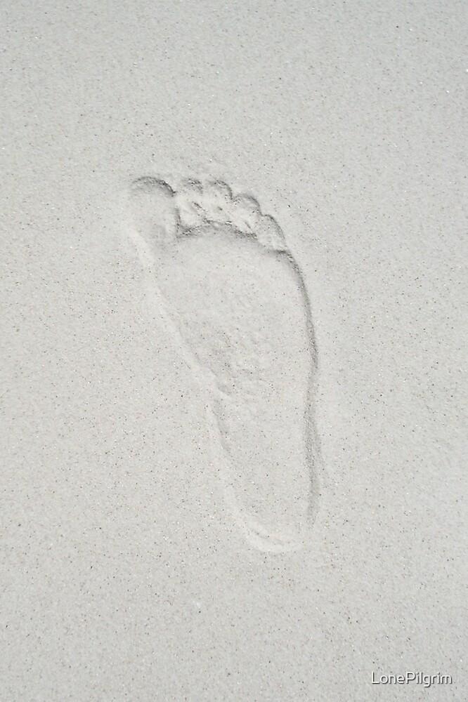Footprint by LonePilgrim