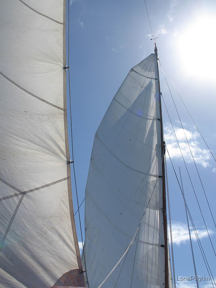 Sail by LonePilgrim