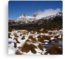 Cradle Mountain - Tasmania Australia Canvas Print