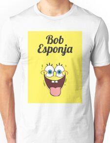 Bob Esponja Unisex T-Shirt