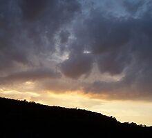 Raging Skies by Mojha Renee MacDowell