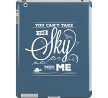 Flying Under the Stars iPad Case/Skin