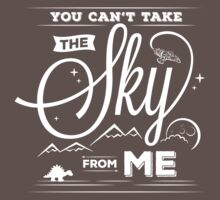Flying Under the Stars Baby Tee