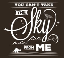 Flying Under the Stars T-Shirt