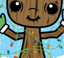 Rockin' Around the Grootmas Tree Sticker