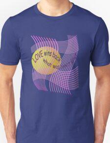 *Love Wins Back* T-Shirt