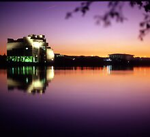 High Court Canberra by BruceW