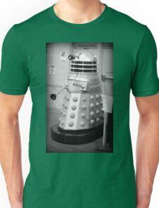 Old Fashioned Dalek Unisex T-Shirt
