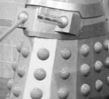 Old Fashioned Dalek Sticker