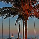 Ft. Lauderdale Sunset by Maria A. Barnowl