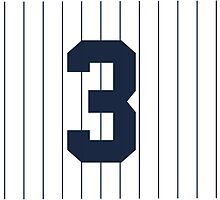 Babe Ruth Pinstripe Design by canossagraphics