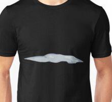 Glitch Groddle Land snow patch 2 Unisex T-Shirt