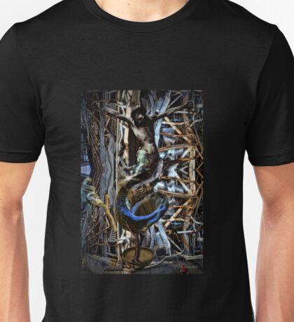 Godisnowhere666 - And it nearly poured unto the bowl Unisex T-Shirt