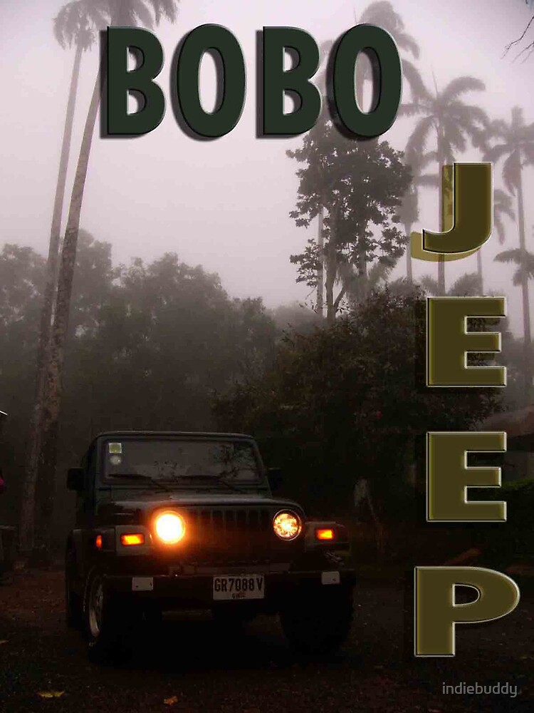 Bobo Jeep by indiebuddy