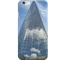 The Sky in The Shard iPhone Case/Skin
