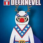 Evel Deernevel by samedog