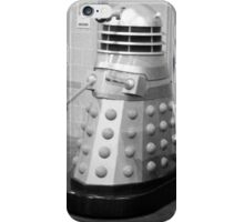 Old Fashioned Dalek iPhone Case/Skin