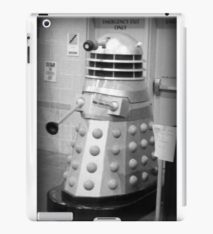 Old Fashioned Dalek iPad Case/Skin