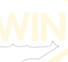 So Full of Win Gauge Sticker