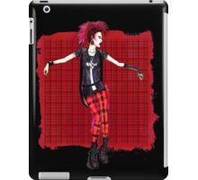 Punk Rocker iPad Case/Skin