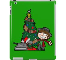 Christmas Doctor! Christmas! iPad Case/Skin