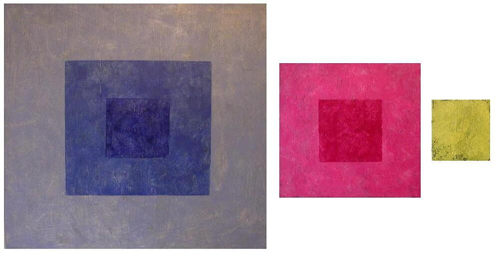 Primary Colors (all three) by Anthony Cipriano