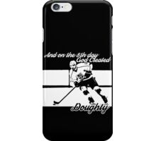 On the 8th Day - God Created Doughty Opt. 1 iPhone Case/Skin