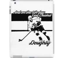 On the 8th Day - God Created Doughty Opt. 1 iPad Case/Skin