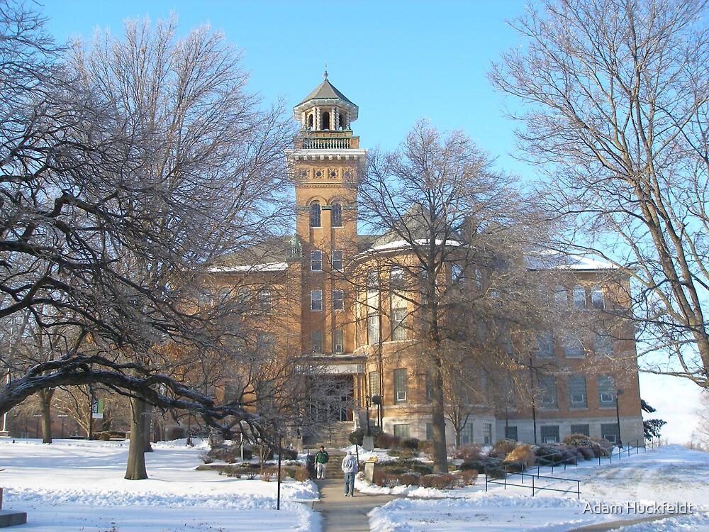 T. Berry Smith Hall by Adam Huckfeldt
