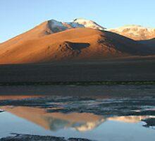 Los Andes by Beto Gutierrez