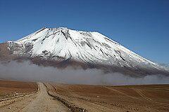Los Andes via Chile by Beto Gutierrez