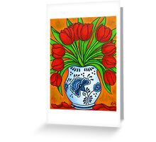 Dutch Delight Greeting Card
