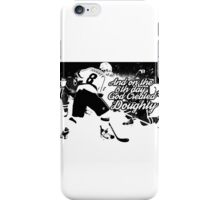 On the 8th Day - God Created Doughty Opt. 2 iPhone Case/Skin