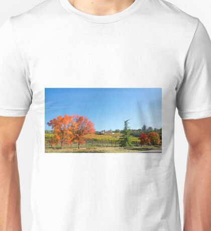 Signs of Fall Unisex T-Shirt
