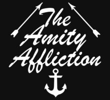 The Amity Affliction Logo Merch Kids Clothes