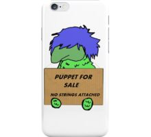 No Strings Attached iPhone Case/Skin