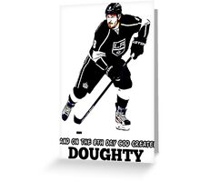 On the 8th Day - God Created Doughty Opt. 4 Greeting Card