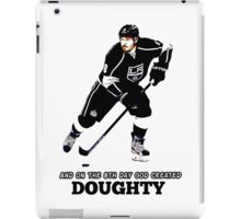 On the 8th Day - God Created Doughty Opt. 4 iPad Case/Skin
