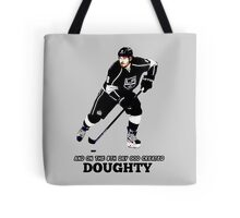 On the 8th Day - God Created Doughty Opt. 4 Tote Bag