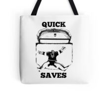 Quick Saves - Opt. 1 Tote Bag