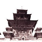 Temples of Nepal by Lalit  Bhusal