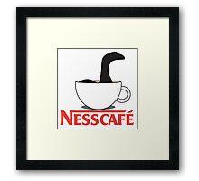 Nesscafé Framed Print