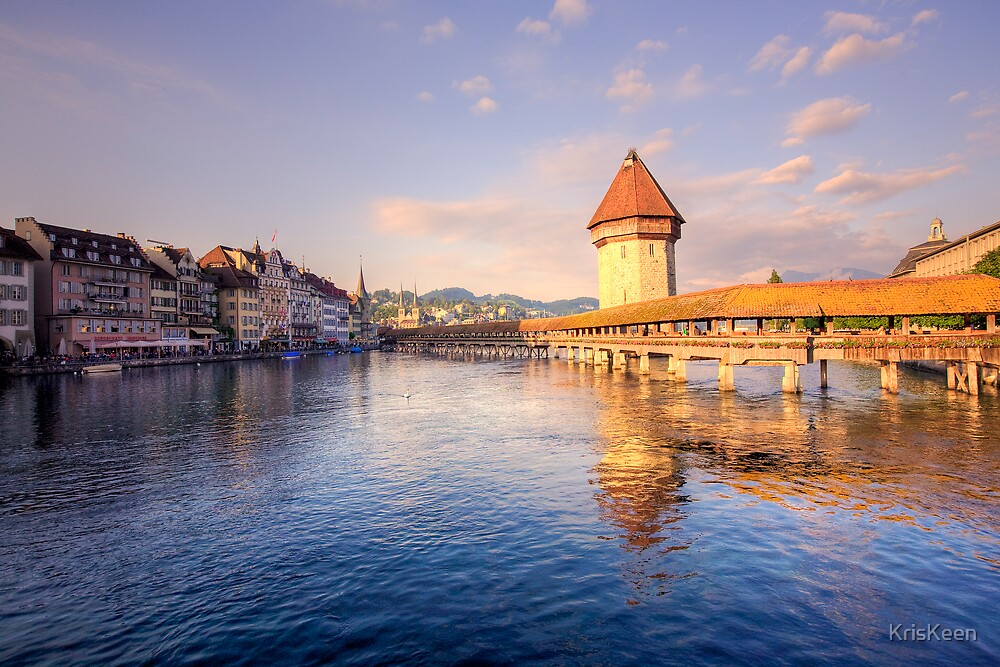 Lucerne - Switzerland by KrisKeen